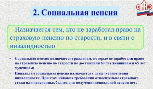 Есть ли минимальная пенсия если не работал потребительской корзина в украине