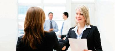 Договор на оказание услуг по подбору персонала